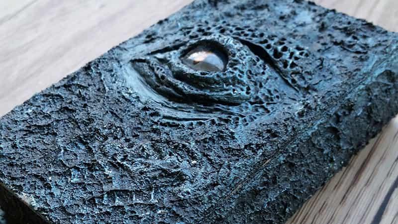 שדרוג קופסה – עין הדרקון